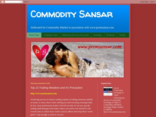Commodity Sansar