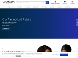 Commscope coupon codes May 2018