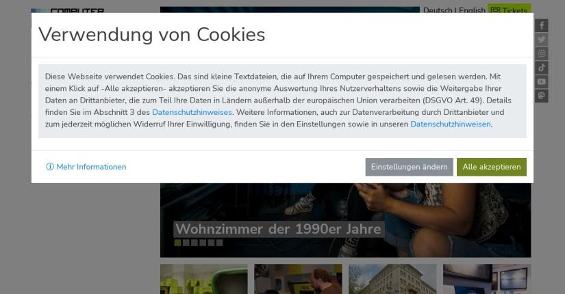 Computerspielmuseum 1