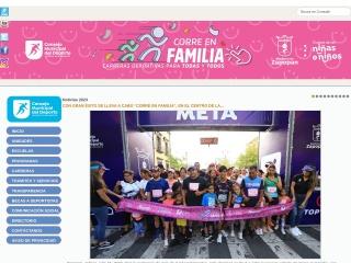 Captura de pantalla para comudezapopan.gob.mx