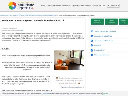 http://www.comunicatedepresa.ro/alianta-pentru-lupta-impotriva-alcoolismului-si-toxicomaniilor-aliat/nevoie-real-de-tratament-pentru-persoanele-dependente-de-alcool/