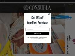 Consuela Promo Codes 2018