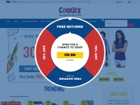 Cookies Kids Fast Coupon & Promo Codes