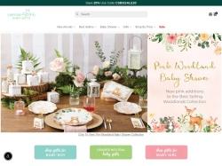 Corner Stork Baby Gifts screenshot