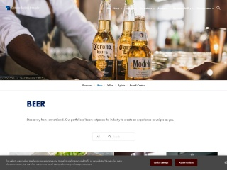 Screenshot for corona.com