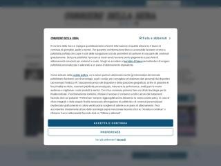 screenshot corriere.it