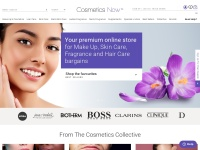 Cosmetics Now Fast Coupon & Promo Codes