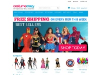 Costume Crazy Fast Coupon & Promo Codes