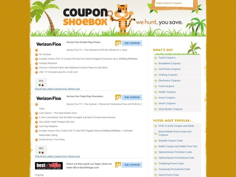 http://www.couponshoebox.com
