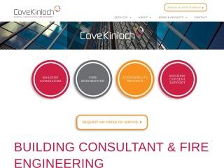 Screenshot for covekinloch.co.nz