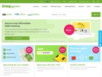 Crazy Domains Fast Coupon & Promo Codes
