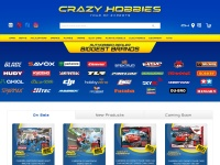 Crazy Hobbies Fast Coupon & Promo Codes