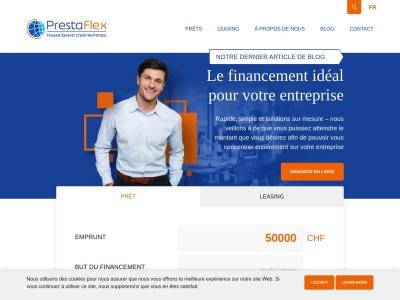 Crédits aux PME / SARL