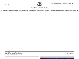screenshot creditvillage.it