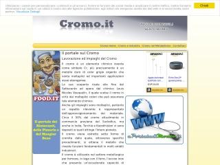 screenshot cromo.it
