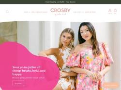 Crosby by Mollie Burch Promo Codes 2019