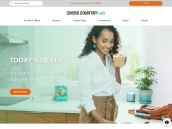 Cross Country Cafe coupon codes