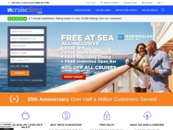 CruiseDirect screenshot