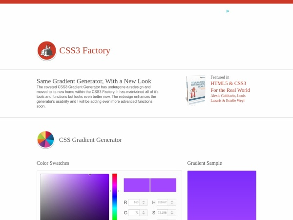 http://www.css3factory.com/linear-gradients/