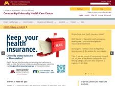 http://www.cuhcc.umn.edu