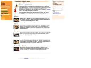Screenshot for cuisinenetguide.co.uk