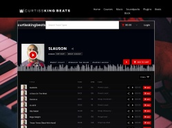Curtiss King Beats