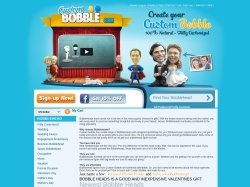 Custombobble.com