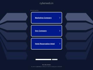 Screenshot for cyberweb.in