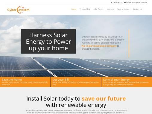 Commercial Solar Panel Installation Company Perth