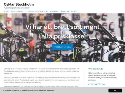 cyklarstockholm.se