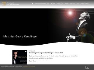 Screenshot der Website dacapo.at