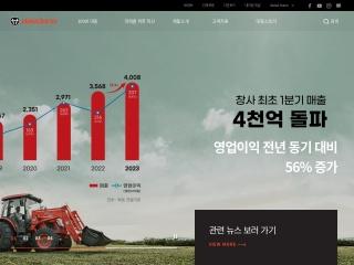 daedong.co.kr의 스크린샷