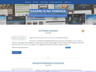www.dagenshemsida.n.nu