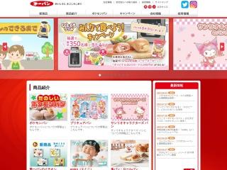 daiichipan.co.jp用のスクリーンショット