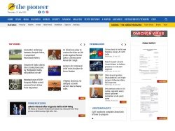 Columnists - The Pioneer