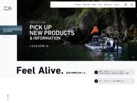 DAIWA(ダイワ) 公式サイト