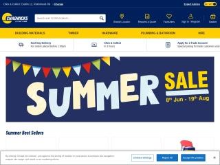 Screenshot for dalys.ie