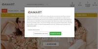 Code promo Damart et bon de réduction Damart
