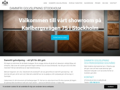 www.dammfrigolvslipningstockholm.se