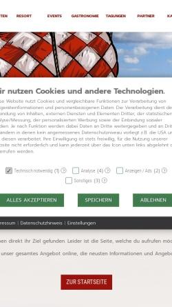 Vorschau der mobilen Webseite www.damp.de, Hanse-Klinikum Wismar