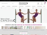 Dancewear Central UK Promo Codes & Discounts