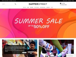 Dapperstreet.co.uk