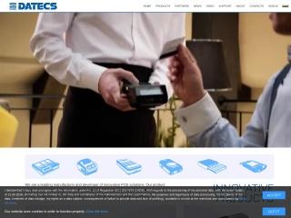 Screenshot for datecs.bg