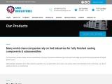 Engine Oil Pan Manufacturer | PTO Housing | TC Cover | Brake Plate | Manifold | Bearing Cap