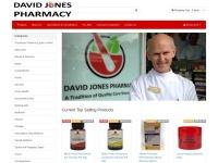 David Jones Pharmacy Fast Coupon & Promo Codes