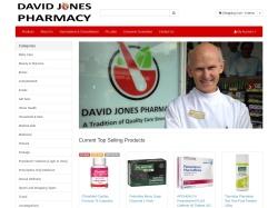 David Jones Pharmacy