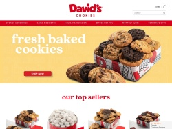 http://www.davidscookies.com coupon and discount codes