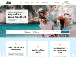 Days Inn screenshot