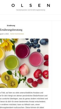 Vorschau der mobilen Webseite www.dc-schoenaich.de, 1. DC Schönaich