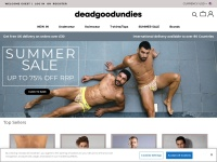 Dead Good Undies Fast Coupon & Promo Codes